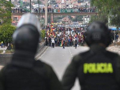 Bolivia: Sesión parlamentaria para nuevas elecciones se pospone