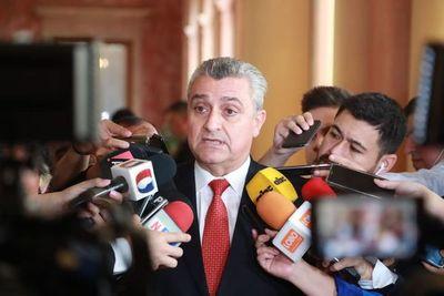 Villamayor desvincula a Abdo de negociación con abogada de Messer