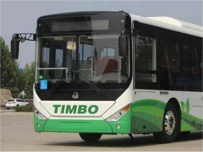 Los primeros buses eléctricos circularán la próxima semana