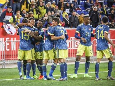 Colombia saborea una apretada victoria sobre un entusiasta Ecuador