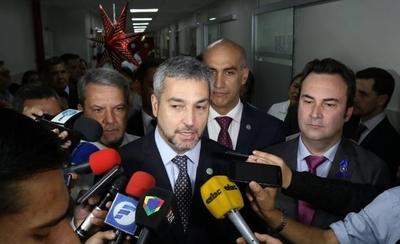 """HOY / Abdo sobre Villamayor: """"Todo se tiene que investigar"""""""