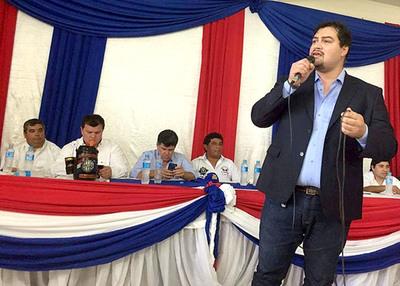 Iván Airaldi sería el otro candidato liberal para las municipales del 2020
