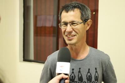 Kichi Poka quiere ser concejal de Asunción