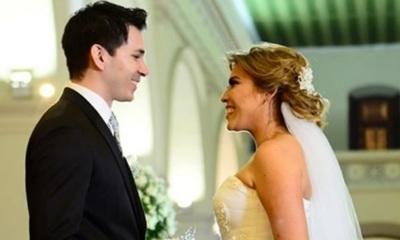 Amalia Cutillo celebra los 3 años de casada