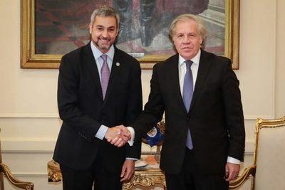 Secretario de la OEA denuncia que comitiva fue violentada en Asunción