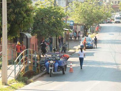 Realizan mega minga ambiental en Caacupé
