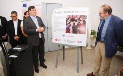 SENADIS califica de exitosa culminación del proyecto con AECID