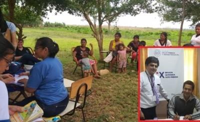 Primer enfermero nativo contratado en Alto Paraná por Salud Pública