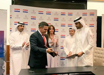Qatar donó US$ 10 millones para prevenir la deserción escolar en Paraguay