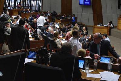 Diputados ceden al incremento del tope fiscal, a cambio de recibir aumento para salarios