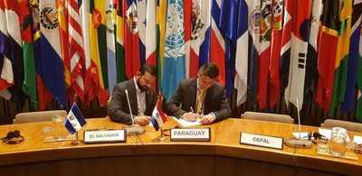 Firman convenio para intercambio y capacitación en materia de estadísticas