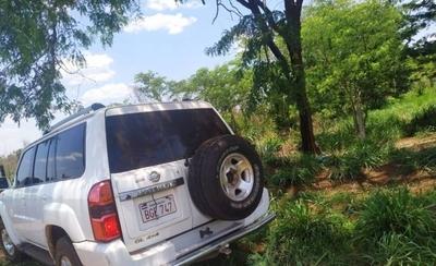 HOY / Hallan otro vehículo que fue robado de la Corte