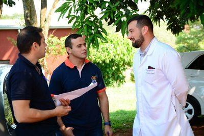 Proyectan construir albergue para familiares de los internados en Hospital Regional
