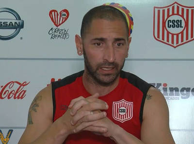 """Sergio Orteman se prepara para un partido de """"seis puntos"""""""