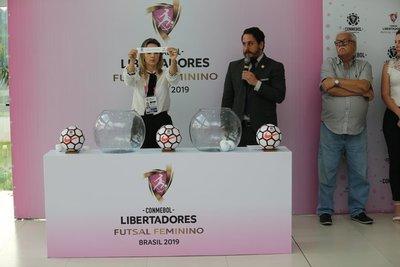 Cerro conoce a sus rivales en la Libertadores de Futsal Femenino
