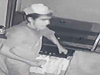 Se busca identificar a hombre que robó en un conocido copetín