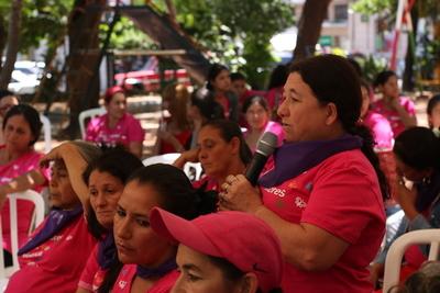 Trenzarán el cabello entre mujeres contra la violencia