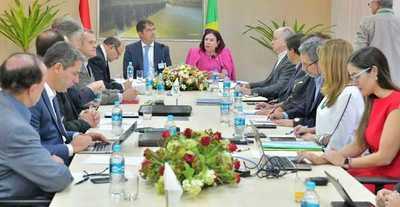Comisión mixta delinea acciones referentes a la construcción de puentes