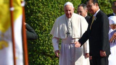 El Papa condenó la plaga de prostitución infantil y juvenil en Tailandia
