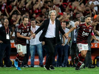 Jorge Jesús, un revolucionario del fútbol con Cruyff como referente