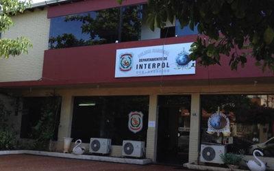 Interpol Paraguay no recibió orden de captura para exmandatario