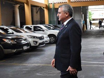 Villamayor presentará querella luego de ser vinculado en pedido de coima