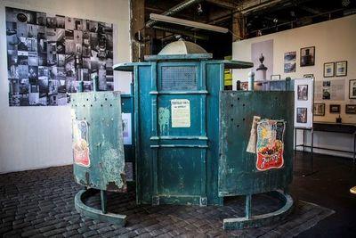 Deseo y repulsión en los baños públicos de París