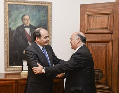 Ajustan detalles para la visita del canciller chileno a Asunción