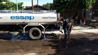 40.000 clientes de Essap quedarán sin agua por 24 horas