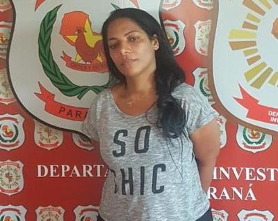 Atrapan a brasileña por robo y tentativa de homicidio