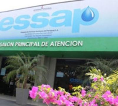 Essap deja sin agua a 40.000 usuarios en Asunción
