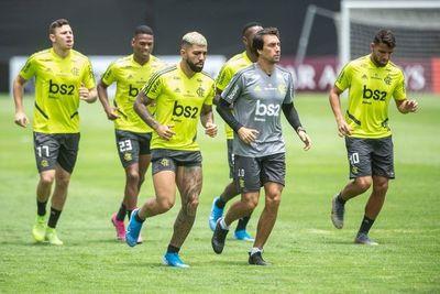 Paternidad de Flamengo en los duelos ante River
