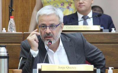 """Caso Messer: senador Querey cuestiona inacción de Ministerio Público y afirma que trabajo de Sandra Quiñónez es """"insuficiente"""""""