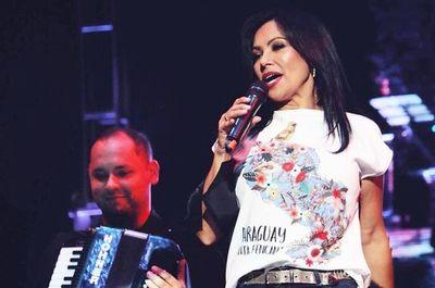 Mirta Noemí canta en Buenos Aires