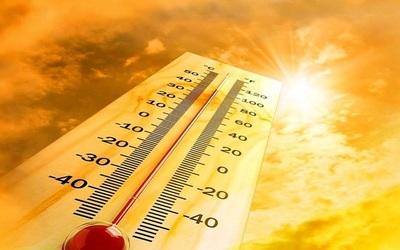Calor extremo y chaparrones para hoy
