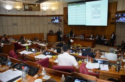 Senadores rechazan veto del Ejecutivo sobre universalización de pensiones