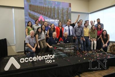 Concurso Accelerator 100+ dio a conocer a sus ganadores