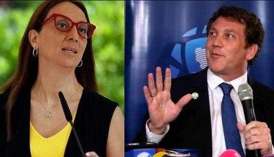 Ministra chilena dice que Conmebol pidió no pagar impuestos