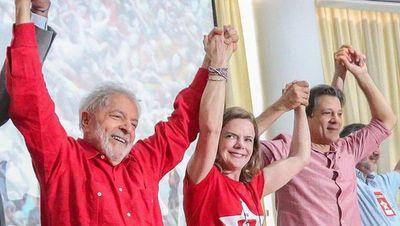 Con Lula en libertad, el PT celebra su primer Congreso de la era Bolsonaro