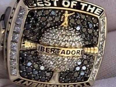 Controversial premio de la Conmebol al MVP de la Copa Libertadores