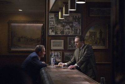 """El irlandés"": Scorsese medita sobre la vida y la muerte en tono mafioso"