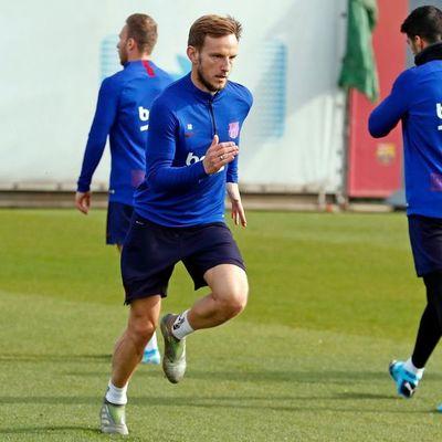 Barça recupera a Rakitic pero pierde a Lenglet