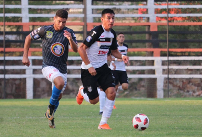 General Díaz consigue un agónico empate ante San Lorenzo
