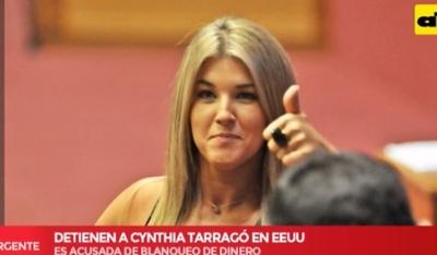 Capturan a Cynthia Tarragó en EE.UU. acusada de lavado