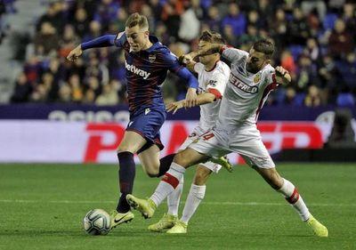 El Levante reacciona a tiempo ante Mallorca