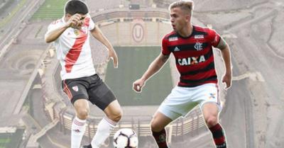 La Copa Libertadores va a ser para un ¡paraguayo!
