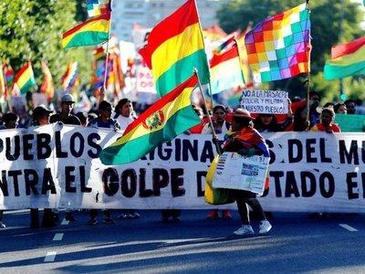 Gobierno de Áñez acusa a Evo Morales de terrorismo y sedición