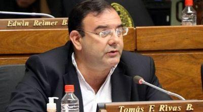 Fiscalía solicitó que diputado Rivas vaya a juicio