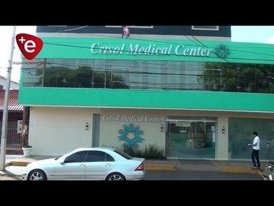 CRISOL MEDICAL CENTER CUMPLE SU PRIMER ANIVERSARIO