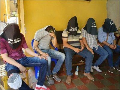 Detienen a cinco sospechosos de colaborar con la fuga de Samura en Concepción